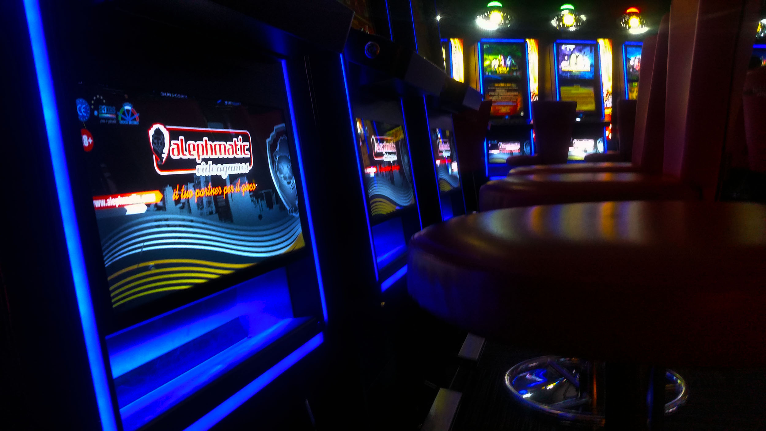 Slot machine normativa